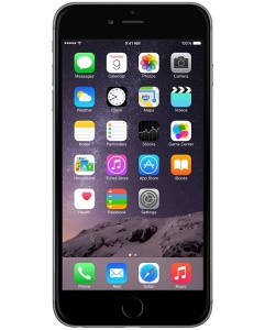 Iphone rent model 6 plus box space gray 2014